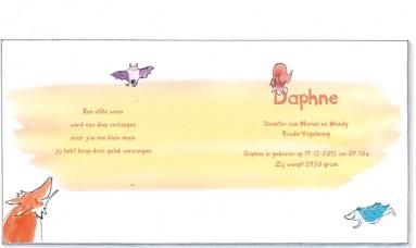 binnenkant | Daphne | bosdieren