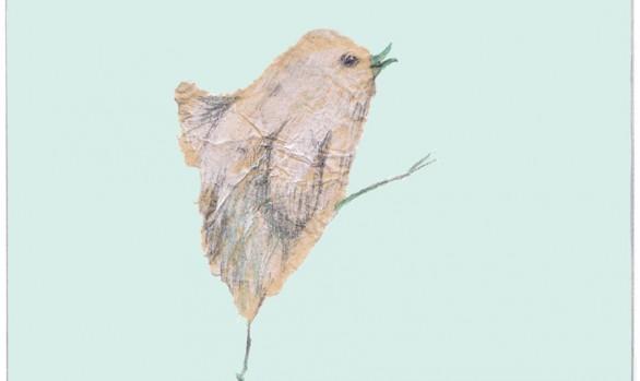 Blije vogel | voorkant