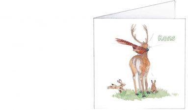 voorkant | Jet. Proef | hert, konijn, fazant