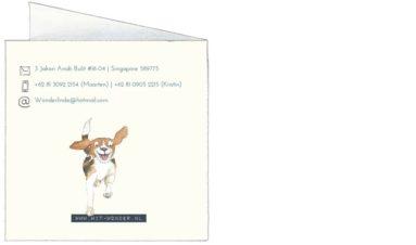 achterkant | Toon | honden