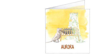 Voorkant | Aurora | hond en paarden