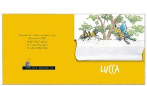 Lucca | Toon Tellegen | concept