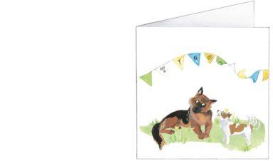 Voorkant | Tygo | paarden, honden en een poes