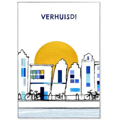 verhuiskaart gracht_met_zon voor